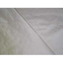SILK TAFFETA FABRIC Light Ivory Olive colour 54""