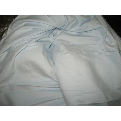 COTTON CORDUROY Fabric Light Baby Blue color