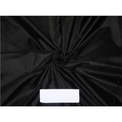 "Mary Ann"" Plain Silk 44"" Jet Black 50 GRAMS SILKS"