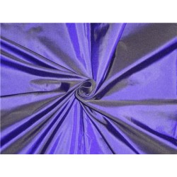 "100% Silk Taffeta Fabric Ink Purple Color 44"" 80 Grams"