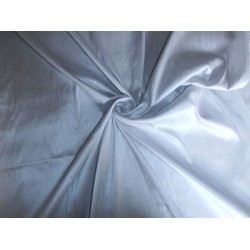 "100% PURE SILK DUPIONI FABRIC LIGHT LEVENDER 54"" WITH SLUBS"
