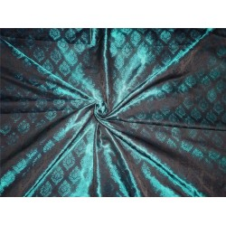 "Silk Brocade 44"" GREEN BRO535[4]"