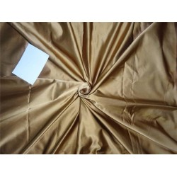 "Silk Dutchess Satin fabric walnut color 54""B2#3[15]"