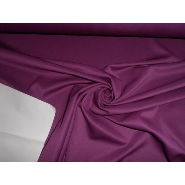 "Bright purple neo Knit fabric 59"" wide-thin for fashion wear scuba/23"