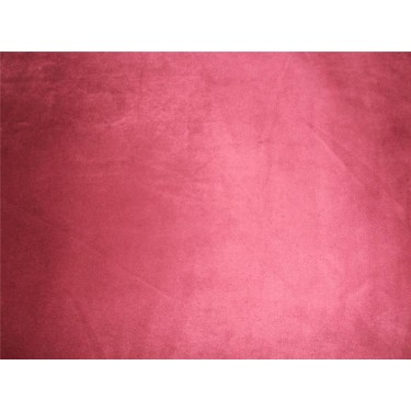 "Scuba Suede Knit fabric 59"" wide- fashion wear burgundy COLOR"