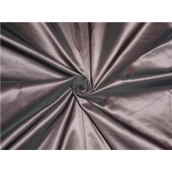 100% Silk Taffeta Fabric Pink x Black Color 60""