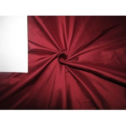 """100% Pure silk burgundy 54"""" [DUP302roll]  by the yard"""