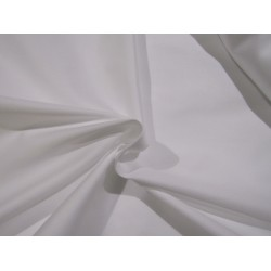 """100% COTTON FABRIC-58"""" white [ RICHMAN ] by the yard id=10387"""