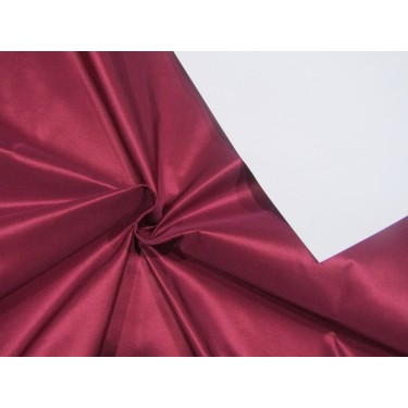 """Pure SILK TAFFETA  FABRIC 2 TONE GIVING ROSEWOOD effect  TAF279[12] 54"""" wide sold by the yard"""