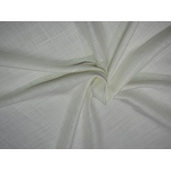 """Tencil THE ENVIRONMENT FRIENDLY FABRIC 44"""" wide- dark ivory  with slubs  by the yard"""