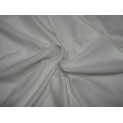 """Tencil Linen Dobby structured white color FABRIC 58"""" wide-  by the yard"""