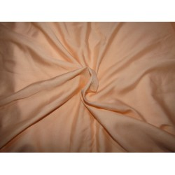 """Tencel fabric 58"""" wide-pastel peach by the yard"""