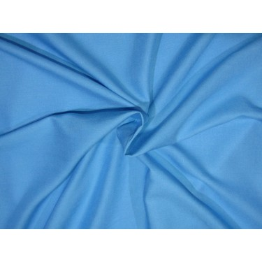 """Tencel THE ENVIRONMENT FRIENDLY FABRIC 44"""" wide- BLUE by the yard"""