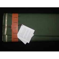 """woolen fabric army green  58"""" wide by the yard"""