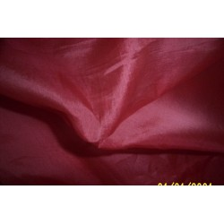 "Exlusive silks~Cinnamon  orange silk organza 108"" wide"
