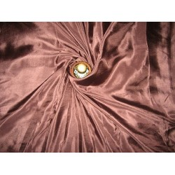 Dark Chocolate Brown Awesome Nina Silk fabric