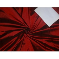 "Mary Ann"" Plain Silk 44"" Red x Black 50 GRAMS SILKS"