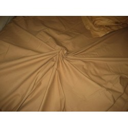 COTTON CORDUROY Fabric Beige color
