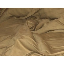 COTTON CORDUROY Fabric Light Sand color