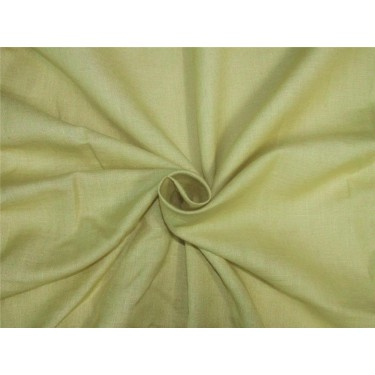 silk linen fabric cream color 54''wide