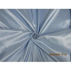 100% Pure Silk Taffeta Fabric slate blue color 54''wide TAF#290[3]