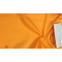 "100% COTTON TWILL  FABRIC-58"" CARROT ORANGE[ RICHMAN ] by the yard"