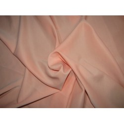 "PEACH  neoprene/ scuba fabric 59"" wide-1mm by the yard"