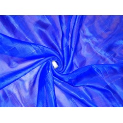 Royal Blue Awesome Nina Silk fabric