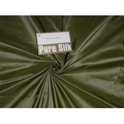 "Silk Taffeta fabric~Light Military Green Color~54""TAF204[1]"