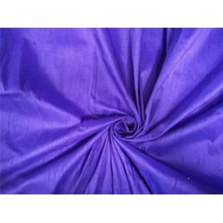 "100% PURE SILK DUPIONI FABRIC purple x BLUE 54"" mm81[3]"