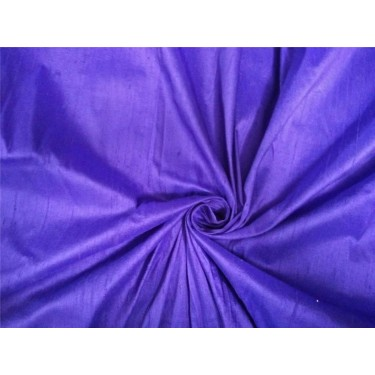 "100% PURE SILK DUPIONI FABRIC purple x BLUE 54"" mm81[3] sold by the yard"