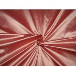 """100% Pure silk dupion rose pink x red  54"""" DUP298[2]  by the yard"""