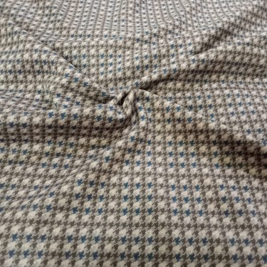 """Scuba Suede Knit printed fabric with  lycra 59"""" wide- fashion wear by the yard"""