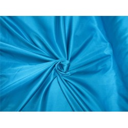 """66 momme silk dutchess satin fabric  TURQUOISE BLUE 54"""" [roll]"""