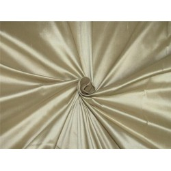"100% pure silk Dupioni fabric beige color 54"" wide DUP#255[4] sold by the yard"