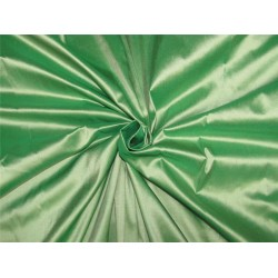 "100% pure silk dupioni fabric hot green x gold shot color 54"" DUP#C[5]"