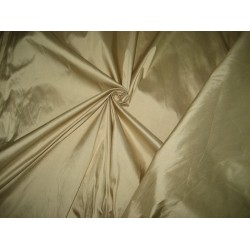 "Silk Dupioni fabric 54"" wide- rich Khaki"