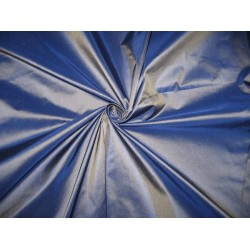 100% Pure SILK TAFFETA FABRIC ~Frosted BlueTAF173[2]