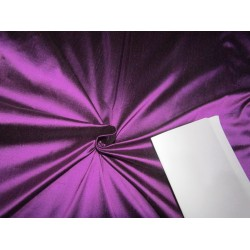 "100% Pure silk dupion purple x black 54"" DUP296[1]  by the yard"