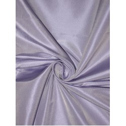 100% Pure SILK TAFFETA FABRIC Pretty Lilac 2.50 yards continuous piece 54""