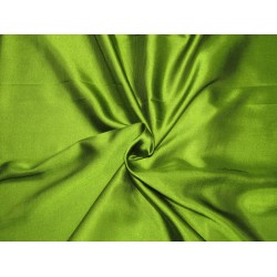 "Olive green viscose modal satin weave fabrics 44"" wide"