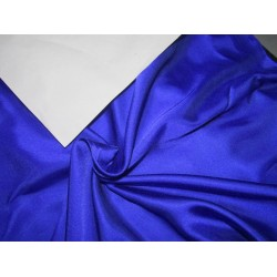 "Ink  Blue  viscose modal satin weave fabrics 44"" wide"