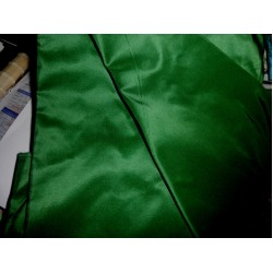 "SILK TAFFETA FABRIC  ~forest green TAF67[4A] 54"" wide sold by the yard"