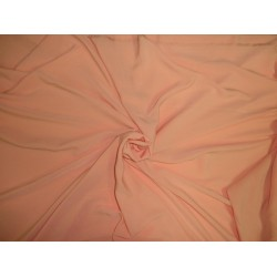 "Butter CREPE FABRIC 58""-Peachy Blush"