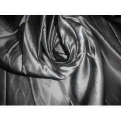 silver grey colour Silk Dutchess Satin 58""
