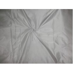53 MOMME SILK DUTCHESS SATIN FABRIC White 54""