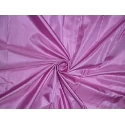Mary Ann plain silk fabric Pinkish Purple color