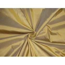 SILK Dupioni FABRIC Camel Gold colour