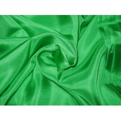 RICH Green COLOUR PLAIN HABOTAI SILK 54""