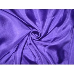 RICH Purplish Blue COLOUR PLAIN HABOTAI SILK 54""